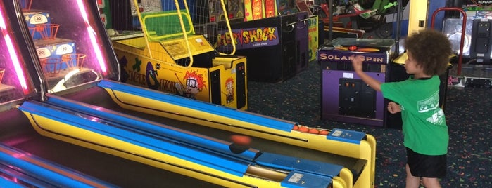 Nickel-A-Play is one of Must visit for gamers.