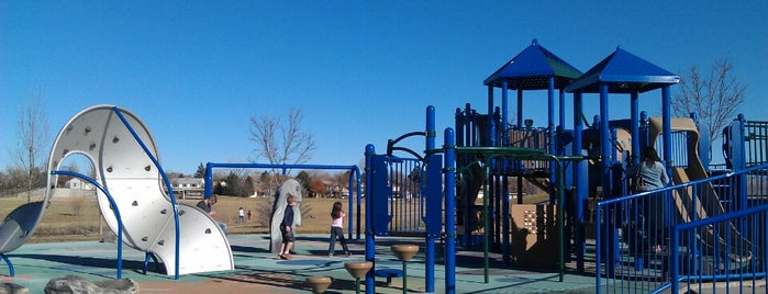 Utah Park is one of Denver, CO.