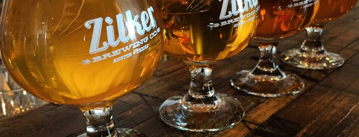 Zilker Brewing Co. is one of Best places to drink in Austin.