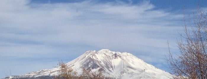 Mt. Shasta is one of California Dreaming.