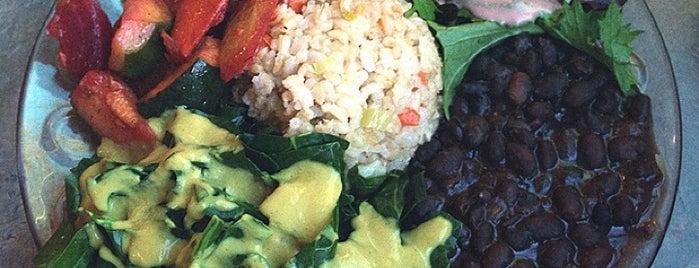 Shangri-La Vegan is one of East Bay.