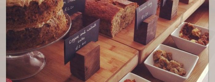 Ocean Bells Coffee Company is one of Orte, die Evgeniya🐱 gefallen.