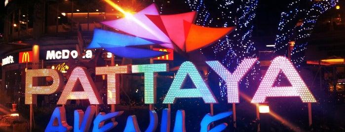 The Avenue Pattaya is one of Locais curtidos por Vadim.