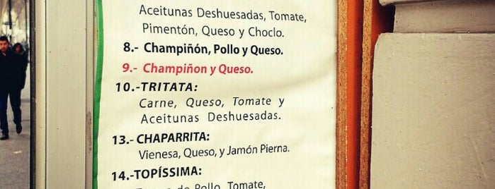 Empanadas La Pepa is one of Lugares guardados de Natalia.