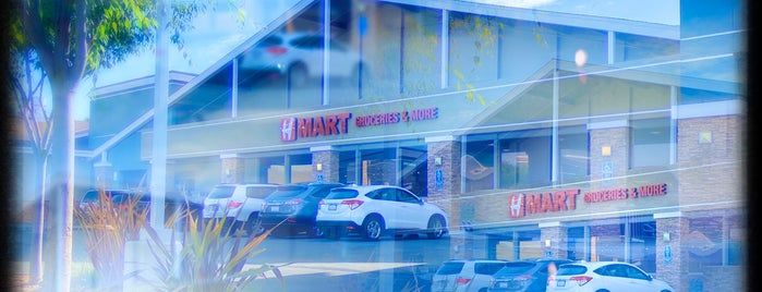 Hmart is one of San Francisco.