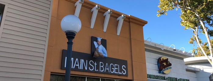 Main St. Bagels is one of San Jose Main St.