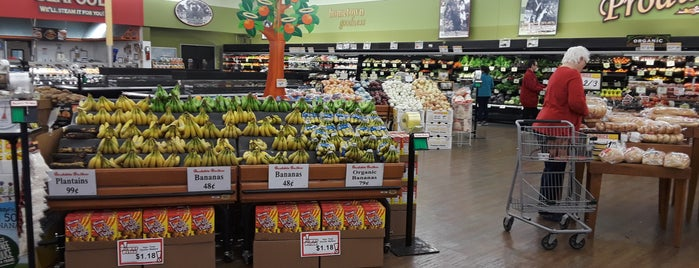 Brookshire Brothers is one of Texas Hillcountry.