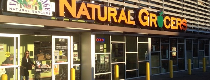 Natural Grocers is one of สถานที่ที่ Katherine ถูกใจ.