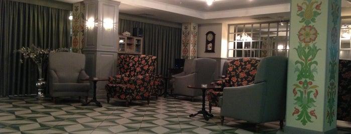 Отель «Ремезов» is one of Lugares favoritos de Андрей.