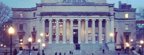 Columbia University is one of New York: Where to Go.