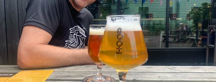 Brouwerij Hoop is one of Jochem 님이 좋아한 장소.
