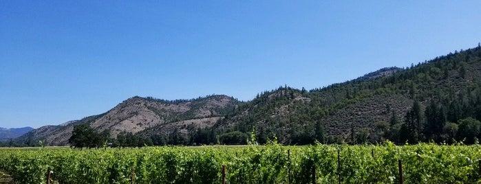 Cowhorn Vineyard & Garden is one of Wineries.