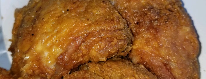 Jim Dandy's Fried Chicken is one of Old Los Angeles Restaurants Part 2.