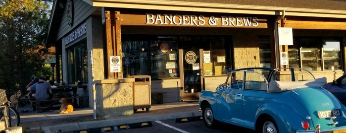 Bangers and Brews is one of Bend.