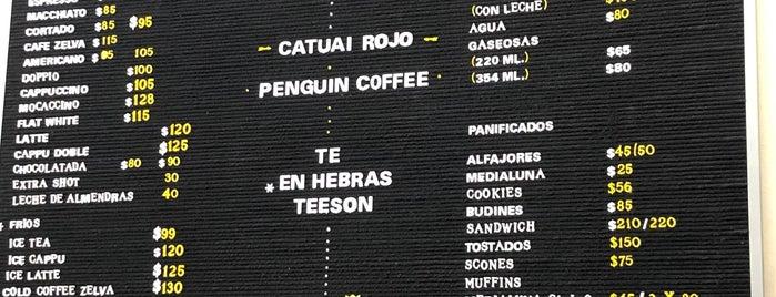 Zelva Coffee & Tea is one of Tempat yang Disukai M.