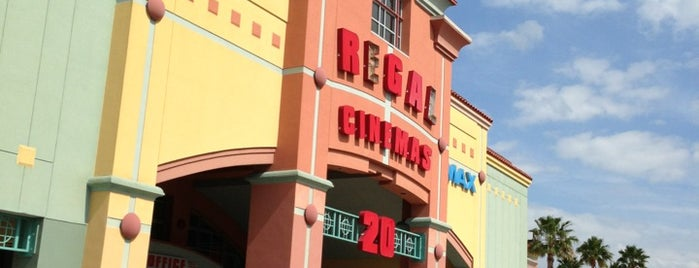 Regal Waterford Lakes & IMAX is one of Orte, die Donna gefallen.