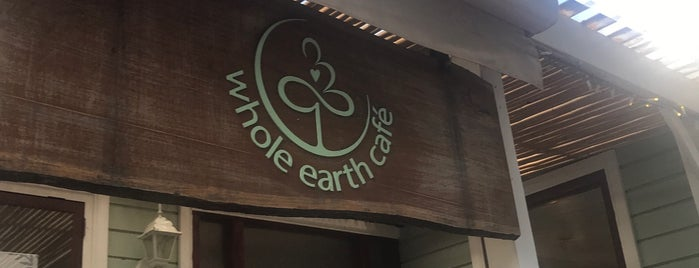 Whole Earth Café is one of Iz in CapeTown.