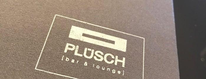 PLÜSCH is one of Lieux qui ont plu à Matt.