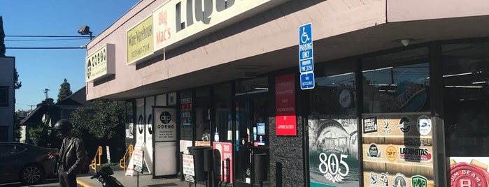 Big Mac's Liquors is one of All-time favorites in United States.