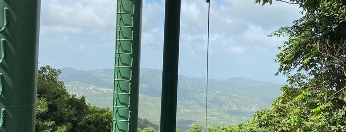 Rain Forest Adventures is one of St. Lucia.