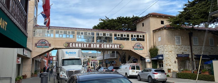 Cannery Row is one of Costa Oeste EUA 2016-10.