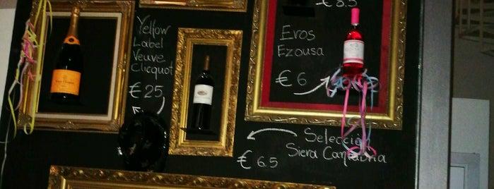 The Winery is one of Orte, die Cuneyt gefallen.