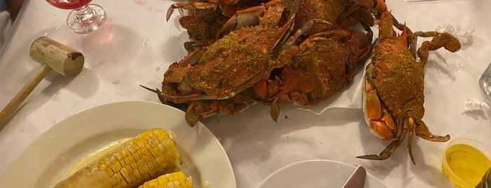 Angie's Seafood is one of Baltimore.