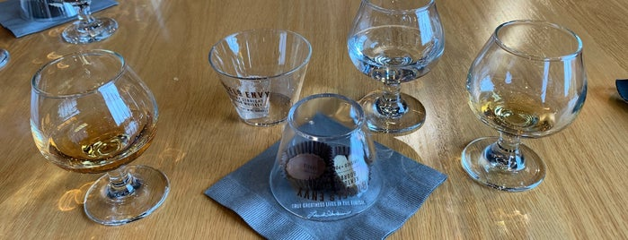 Angel's Envy Distillery is one of KENTUCKY_ME List.