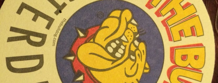 The Bulldog Mack is one of Lugares favoritos de Βεrκ.