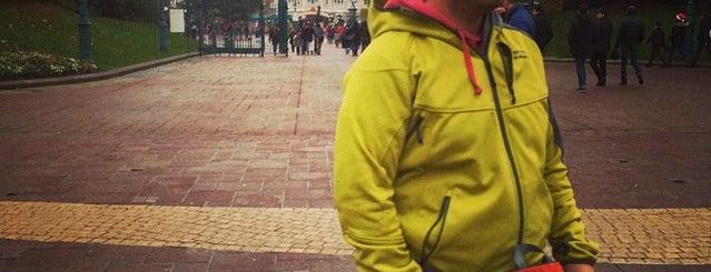 Disneyland® Paris is one of Lugares favoritos de Βεrκ.
