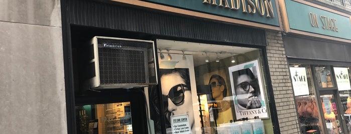 Eyes On Madison is one of Eyeglasses.