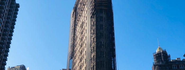 Flatiron Building is one of New York to-do.