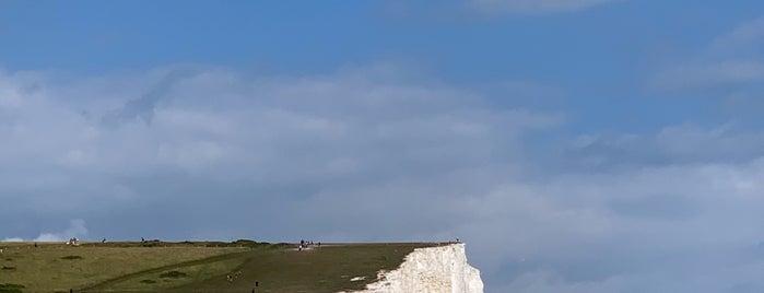 Seven Sisters Cliffs is one of สถานที่ที่ Patrick ถูกใจ.