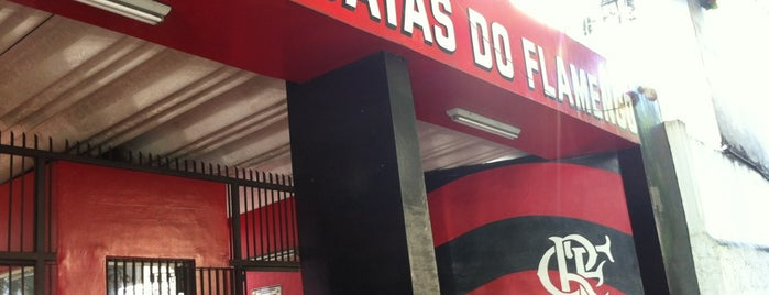 Clube de Regatas do Flamengo is one of BSPRJ.