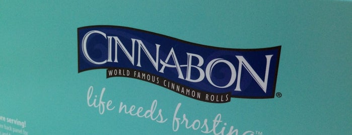 Cinnabon is one of Balashov 님이 좋아한 장소.