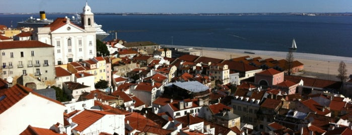Largo Portas do Sol is one of Portugal.