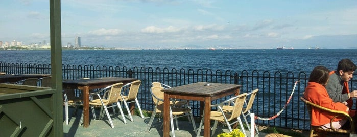 Manzara Cafe & Restaurant is one of Lugares favoritos de Ahmet.