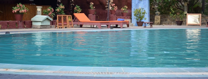 Bagan Thande Hotel is one of Kedaさんのお気に入りスポット.