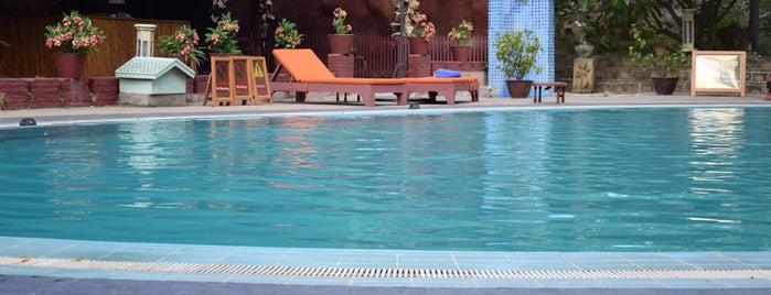 Bagan Thande Hotel is one of Tempat yang Disukai Keda.