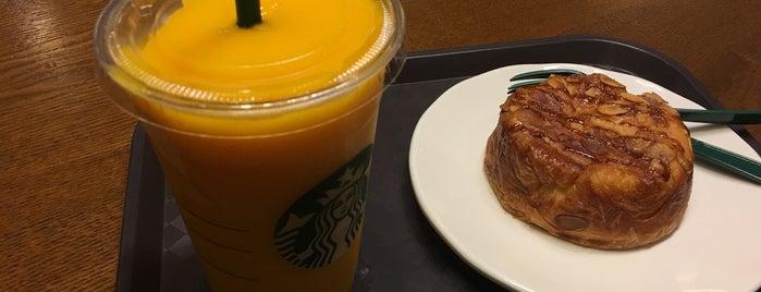 Starbucks is one of Tempat yang Disukai Keda.