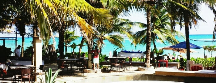Inti Beach is one of Playa Del Carmen.