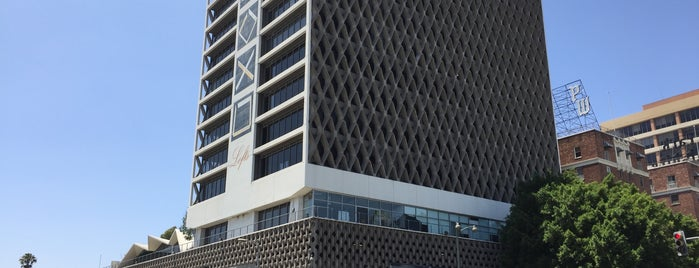 American Cement Building is one of The Next Big Thing.