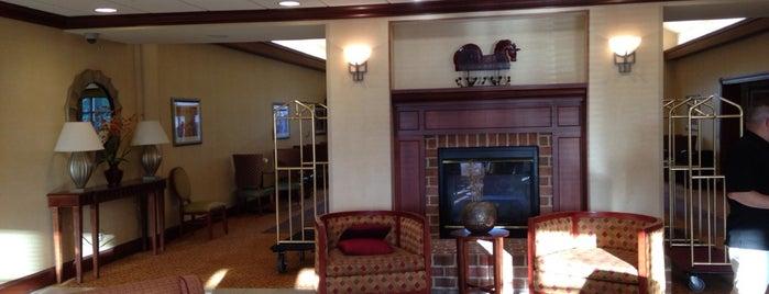Homewood Suites by Hilton is one of Orte, die mubasen gefallen.