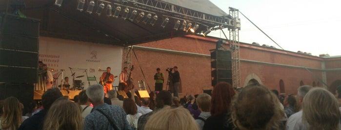 Фестиваль Petro Jazz is one of JAZZ in SPb.