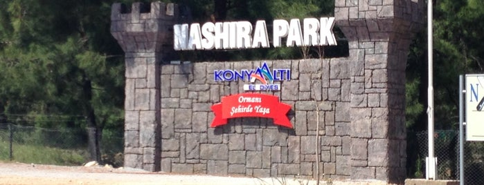Nashira Park is one of Cafe&Restaurants.