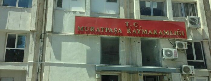 Muratpaşa Kaymakamlığı is one of Gözdeさんのお気に入りスポット.