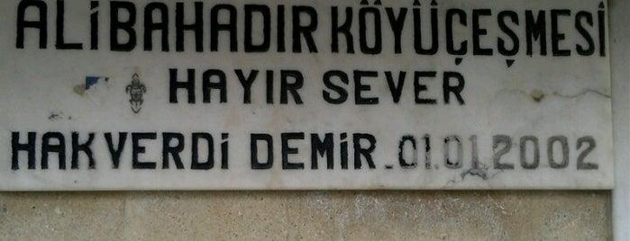 Alibahadır is one of Tempat yang Disukai Hakan O..