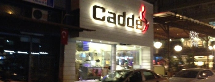 Cadde is one of Lugares favoritos de Figf.