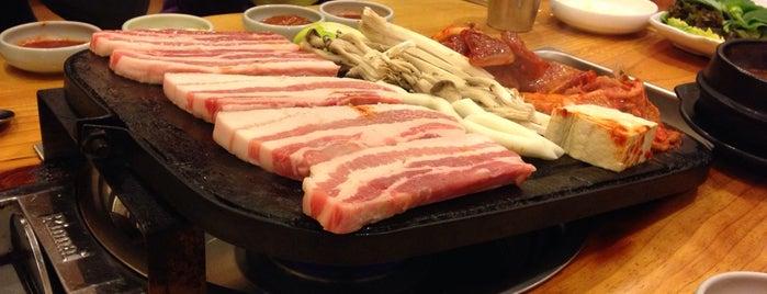 탐라도야지 is one of Korean.