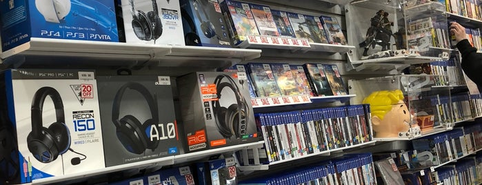 EB Games is one of Adam's Liked Places.